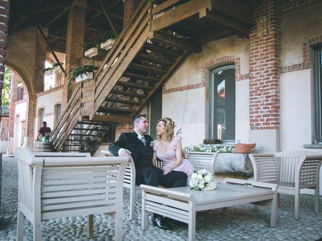 Il matrimonio di Danilo e Genny a Milano, Milano 98
