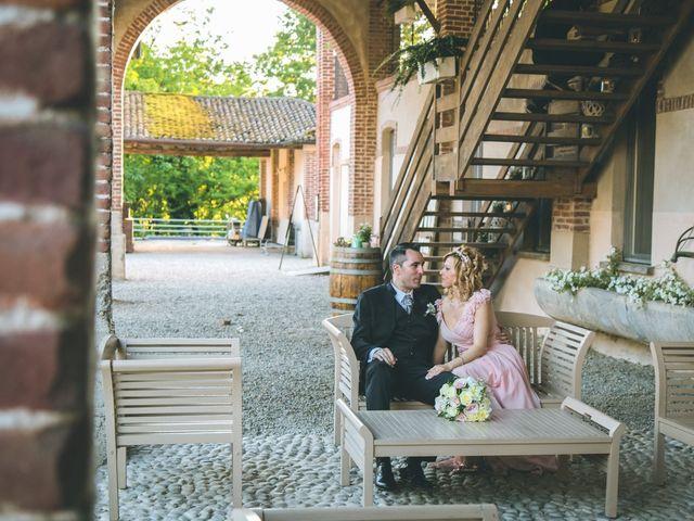 Il matrimonio di Danilo e Genny a Milano, Milano 100
