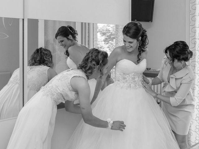 Il matrimonio di Vasile e Jessica a Verona, Verona 5