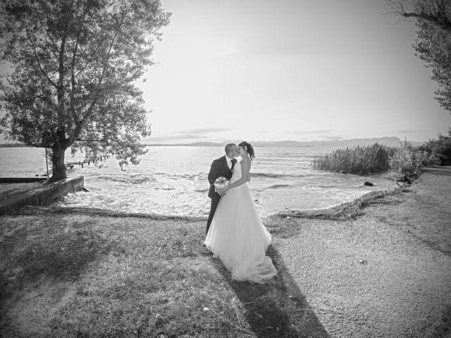 Il matrimonio di Vasile e Jessica a Verona, Verona 15