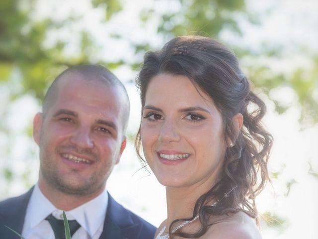 Il matrimonio di Vasile e Jessica a Verona, Verona 16