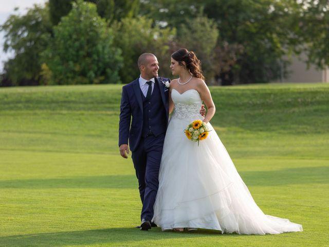 Il matrimonio di Vasile e Jessica a Verona, Verona 20