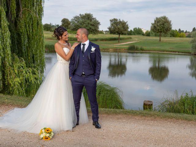 Le nozze di Jessica e Vasile