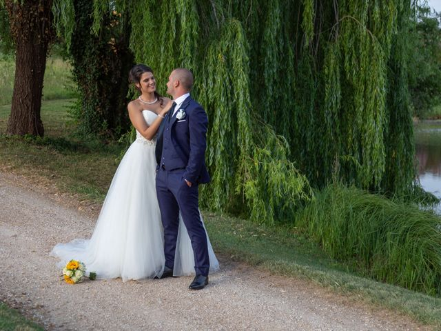 Il matrimonio di Vasile e Jessica a Verona, Verona 25