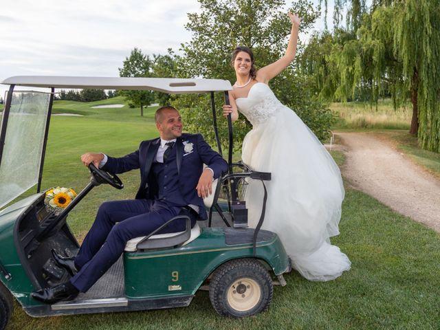 Il matrimonio di Vasile e Jessica a Verona, Verona 27