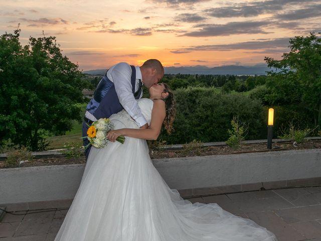 Il matrimonio di Vasile e Jessica a Verona, Verona 32