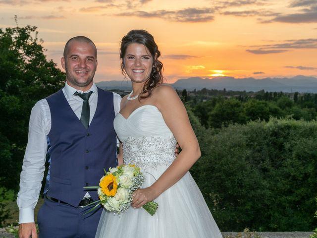 Il matrimonio di Vasile e Jessica a Verona, Verona 34