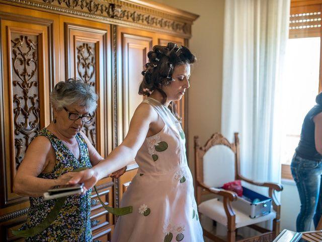 Il matrimonio di Jonathan e Giuditta a Portoscuso, Cagliari 8