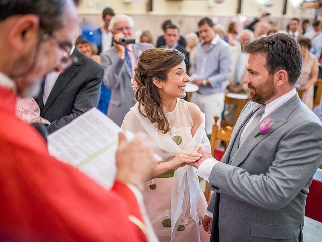 Il matrimonio di Jonathan e Giuditta a Portoscuso, Cagliari 32