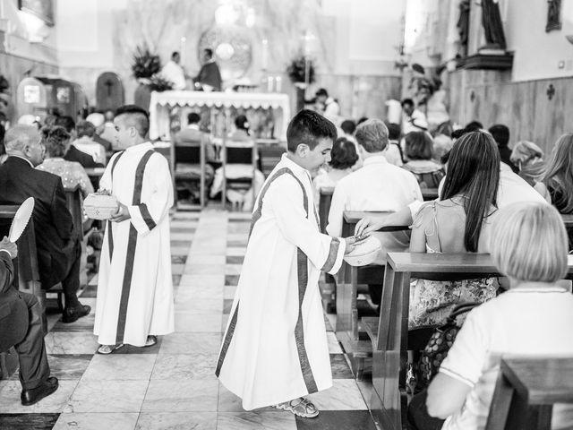 Il matrimonio di Jonathan e Giuditta a Portoscuso, Cagliari 33