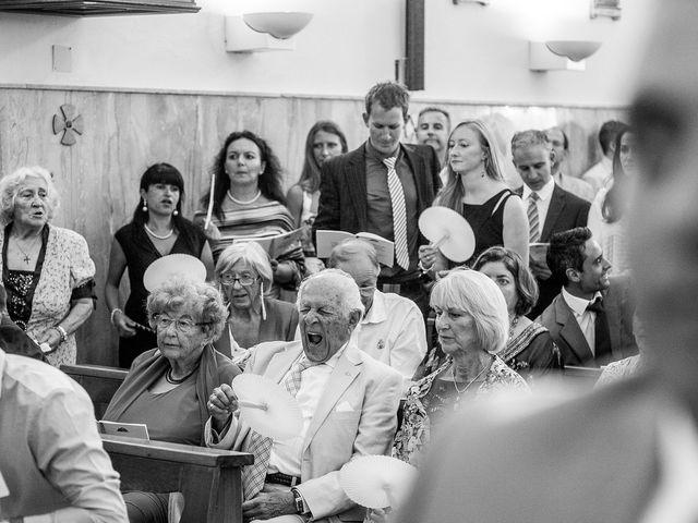 Il matrimonio di Jonathan e Giuditta a Portoscuso, Cagliari 34