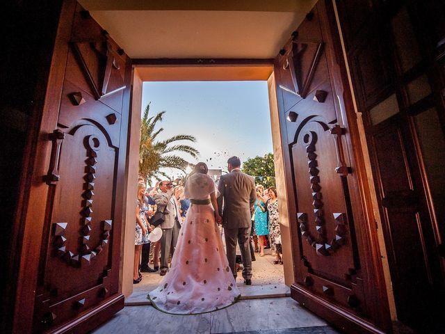 Il matrimonio di Jonathan e Giuditta a Portoscuso, Cagliari 35