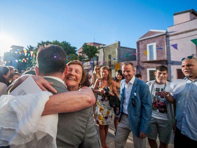 Il matrimonio di Jonathan e Giuditta a Portoscuso, Cagliari 37