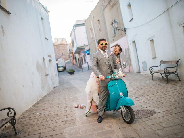 Il matrimonio di Jonathan e Giuditta a Portoscuso, Cagliari 40