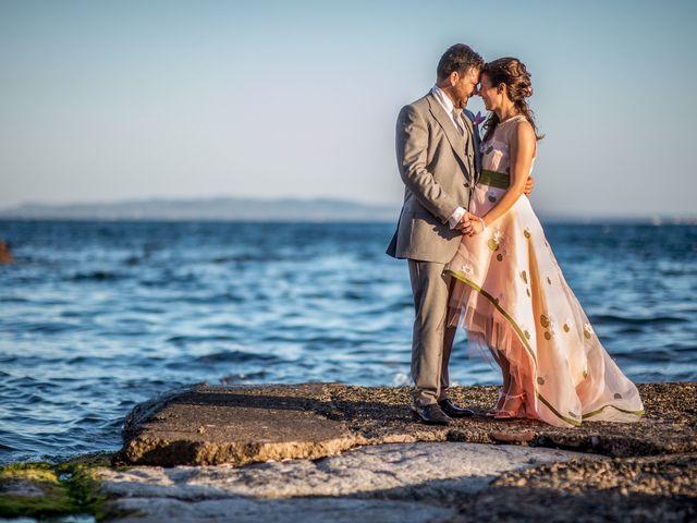 Il matrimonio di Jonathan e Giuditta a Portoscuso, Cagliari 41