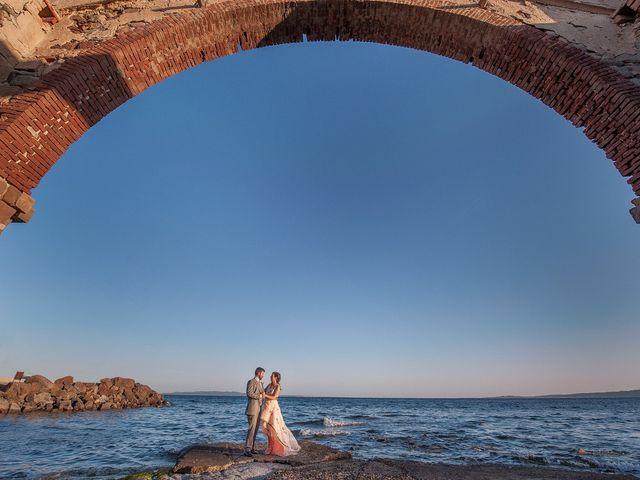 Il matrimonio di Jonathan e Giuditta a Portoscuso, Cagliari 42