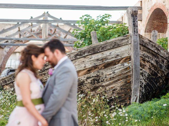 Il matrimonio di Jonathan e Giuditta a Portoscuso, Cagliari 44