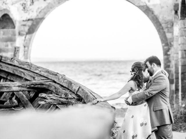 Il matrimonio di Jonathan e Giuditta a Portoscuso, Cagliari 45