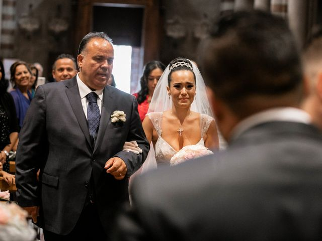 Il matrimonio di Tammaro e Lorena a Verona, Verona 15
