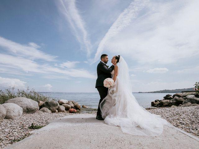 Le nozze di Lorena e Tammaro