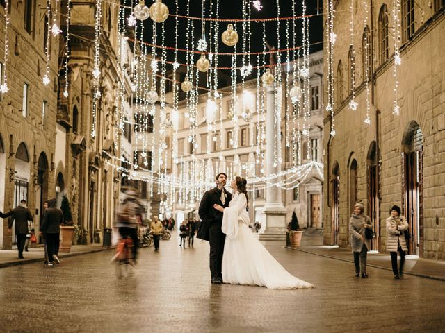 Le nozze di Luisa e Cosimo