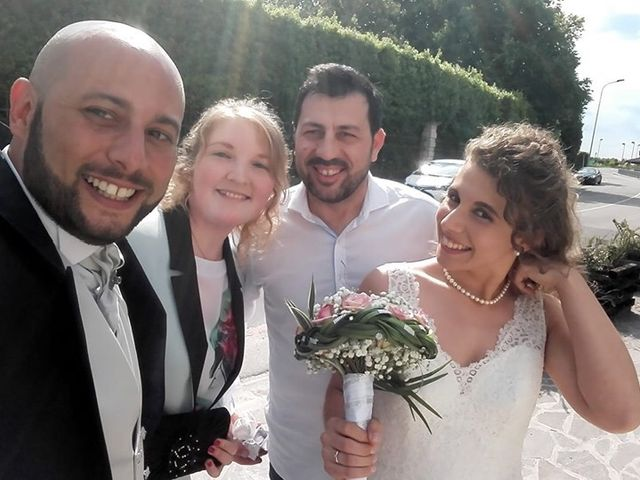 Il matrimonio di Juri e Michelle  a Gazoldo degli Ippoliti, Mantova 8