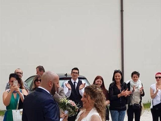 Il matrimonio di Juri e Michelle  a Gazoldo degli Ippoliti, Mantova 13