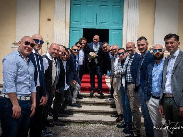 Il matrimonio di Juri e Michelle  a Gazoldo degli Ippoliti, Mantova 18