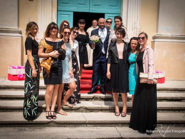 Il matrimonio di Juri e Michelle  a Gazoldo degli Ippoliti, Mantova 19