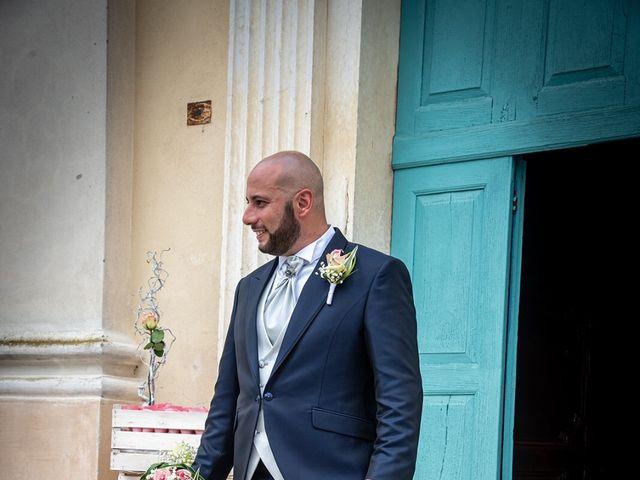Il matrimonio di Juri e Michelle  a Gazoldo degli Ippoliti, Mantova 20
