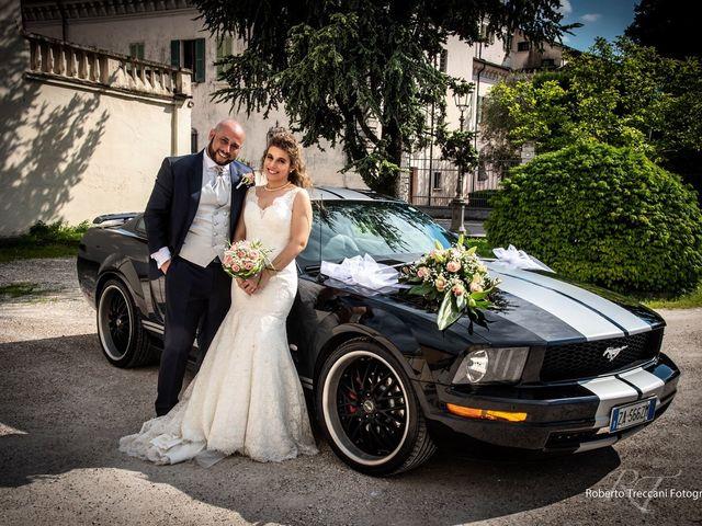Il matrimonio di Juri e Michelle  a Gazoldo degli Ippoliti, Mantova 22