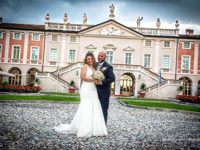 Il matrimonio di Juri e Michelle  a Gazoldo degli Ippoliti, Mantova 2