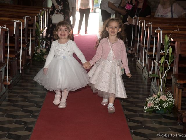 Il matrimonio di Juri e Michelle  a Gazoldo degli Ippoliti, Mantova 31