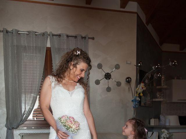 Il matrimonio di Juri e Michelle  a Gazoldo degli Ippoliti, Mantova 37