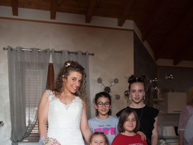 Il matrimonio di Juri e Michelle  a Gazoldo degli Ippoliti, Mantova 41