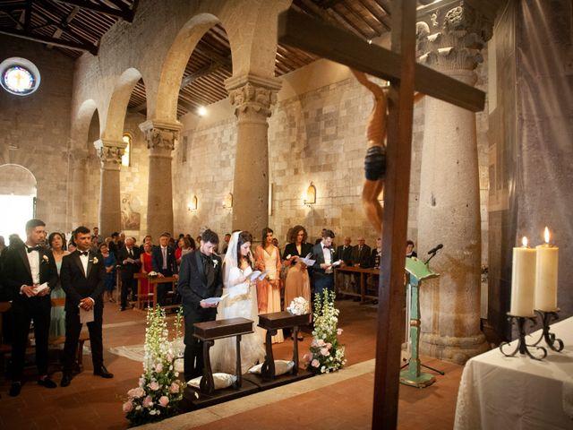 Il matrimonio di Massimo e Consuelo a Casole d'Elsa, Siena 9