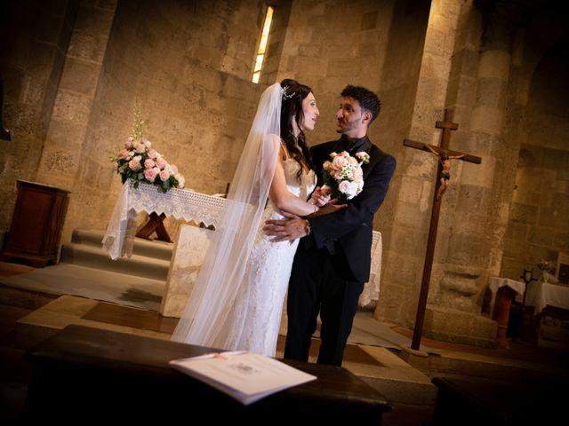 Il matrimonio di Massimo e Consuelo a Casole d'Elsa, Siena 12