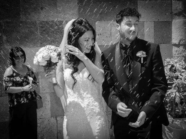 Il matrimonio di Massimo e Consuelo a Casole d'Elsa, Siena 15