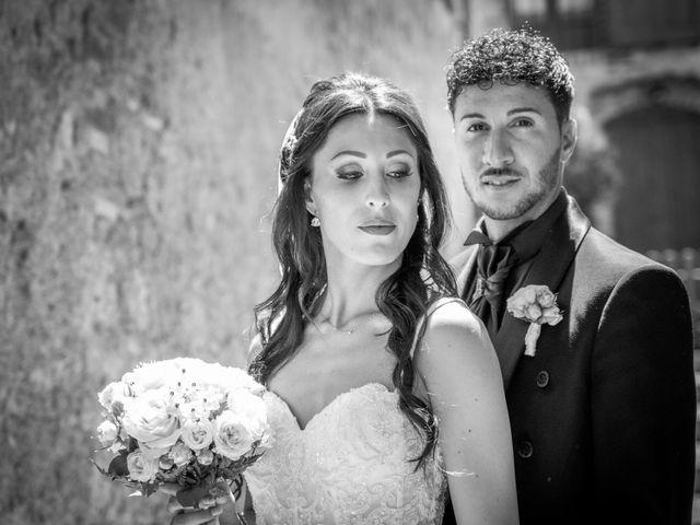 Il matrimonio di Massimo e Consuelo a Casole d'Elsa, Siena 17