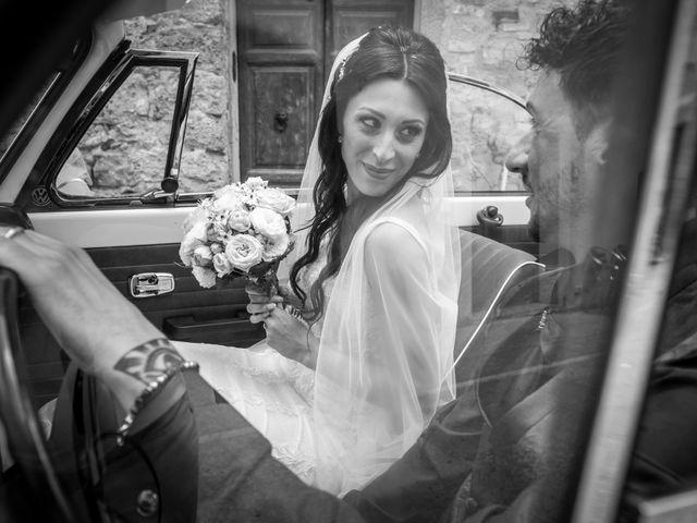 Il matrimonio di Massimo e Consuelo a Casole d'Elsa, Siena 18
