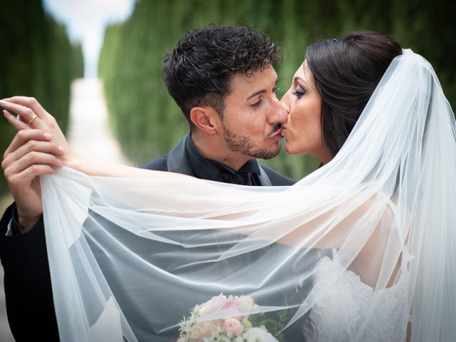 Il matrimonio di Massimo e Consuelo a Casole d'Elsa, Siena 19