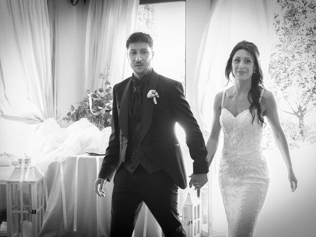 Il matrimonio di Massimo e Consuelo a Casole d'Elsa, Siena 21