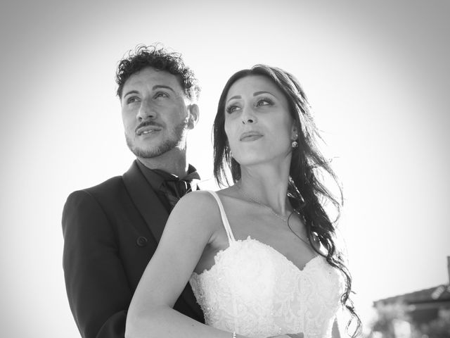 Il matrimonio di Massimo e Consuelo a Casole d'Elsa, Siena 27