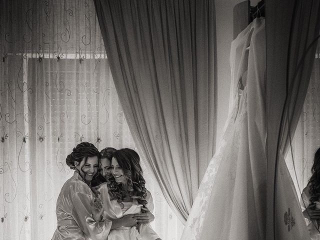 Il matrimonio di Mirko e Samyra a Lucera, Foggia 9