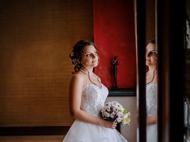 Il matrimonio di Mirko e Samyra a Lucera, Foggia 13