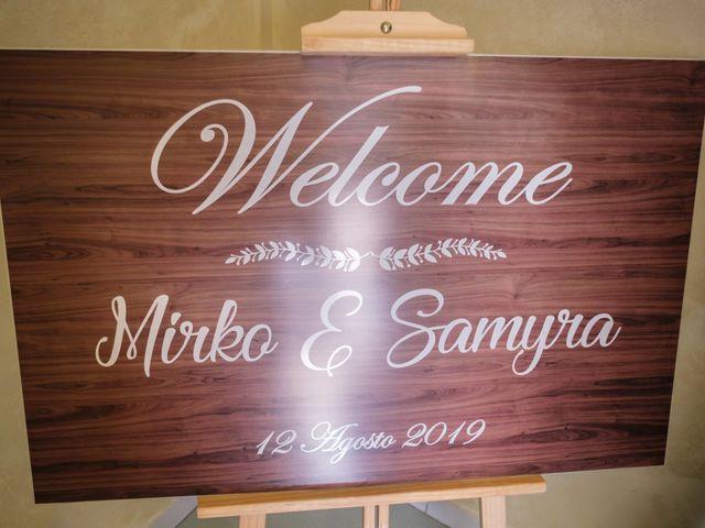 Il matrimonio di Mirko e Samyra a Lucera, Foggia 25