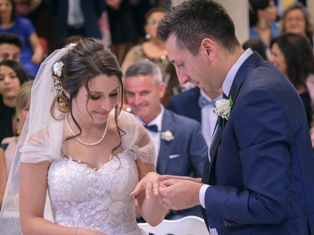 Il matrimonio di Mirko e Samyra a Lucera, Foggia 26