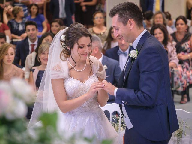 Il matrimonio di Mirko e Samyra a Lucera, Foggia 27