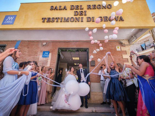 Il matrimonio di Mirko e Samyra a Lucera, Foggia 28
