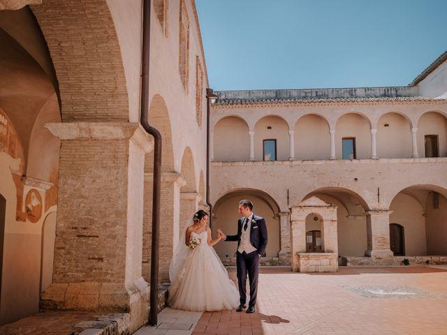 Il matrimonio di Mirko e Samyra a Lucera, Foggia 29